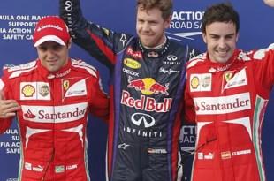 Enteráte cuánto cobran los pilotos de la F1