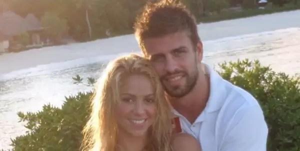 La boda de Shakira y Gerard Piqué