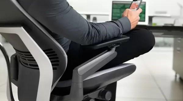 Un nuevo tipo de silla inspirada en tablets y smartphones
