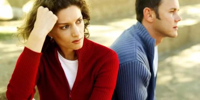 Las frases que más usan los hombres para dejar a una mujer