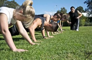 Qué es 'Boot Camp' la nueva forma de entrenar el cuerpo
