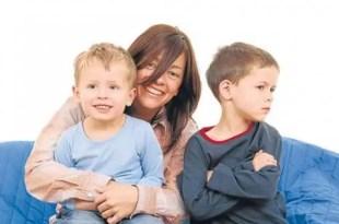 Cómo eligen los padres al hijo favorito