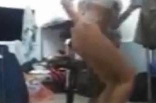 Video furor de mujeres soldados israelíes
