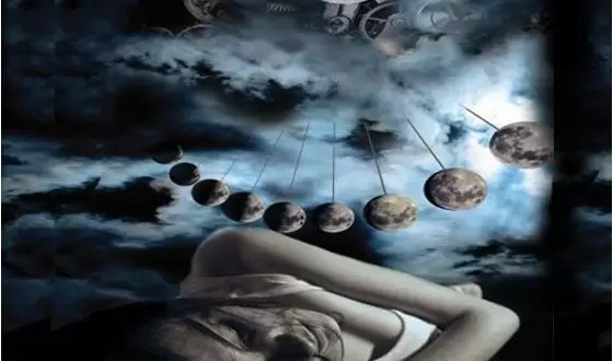 Cómo influye la Luna en el sueño