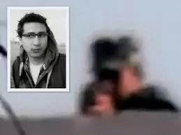 Video: Fotógrafo grabó su asesinato