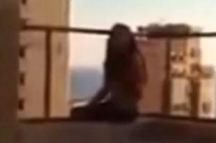 Video: Hombre filma el suicidio de su esposa