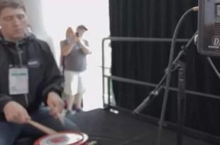 Video del baterista más rápido del mundo