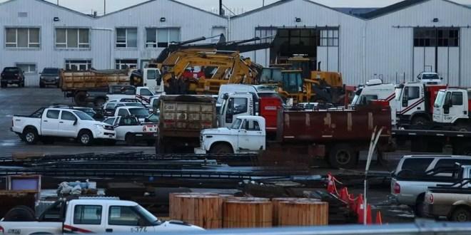 Cuántos vehículos registrados tienen las empresas de Báez