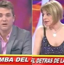 """La """"bomba"""" que tiró Del Moro y que indignó a Feudale"""