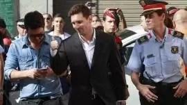Messi va a juicio