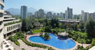 Lujos inesperados en Santiago de Chile
