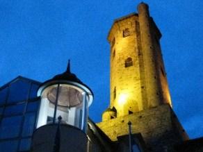 La torre Beffroi di Millau