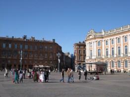 Piazza Capitole, Tolosa