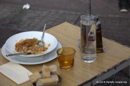 Le repas en plein air