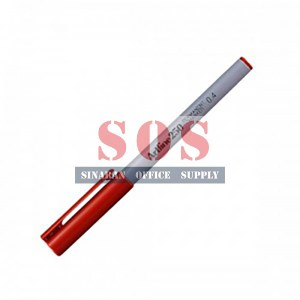 Artline 250 Permanent Marker EK-250N Red