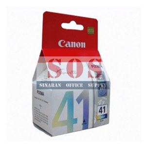 Canon Color Ink Cartridge CL-41