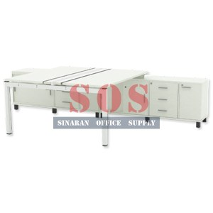 Office Table APEX WK-M-C4A-18(F)