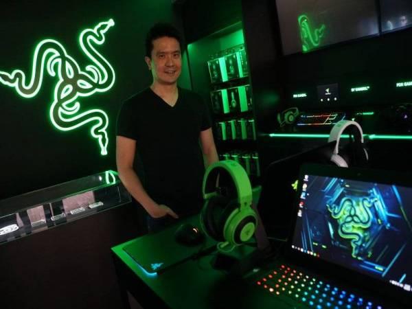 Pengarah Urusan Razer, Min Liang Tan