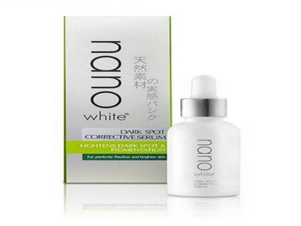 Nano White Dark Spot Corrective Serum