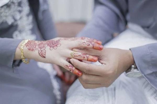 Impian untuk hidup bersama akan jadi kenyataan bila tiba masanya.