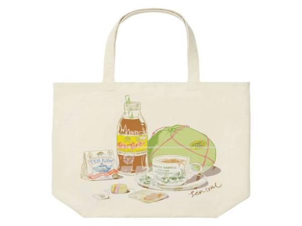 ANTARA contoh gambar tote beg.