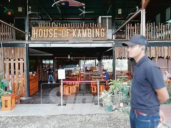 HOUSE of Kambing.