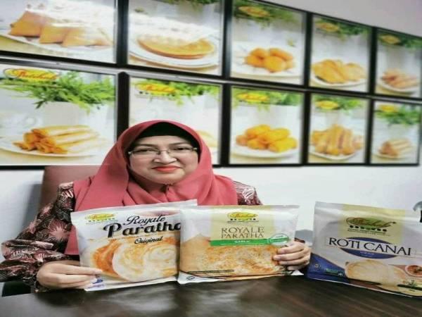 Jenama makanan: Fatihah Jenis makanan: Sejuk beku Pengasas: Fatihah Anis Ibrahim Produk pertama: Karipap Senarai produk: Royale Paratha Durian, Royale Paratha Garlic, Roti Canai dan Roti Boom