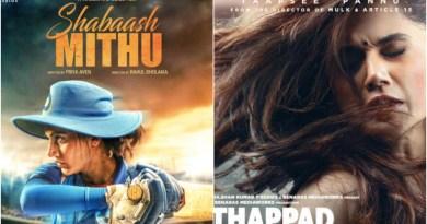 Taapsee Pannu की दिलचस्प फ़िल्में 2020 में होने वाली हैं रिलीज़, शुरुआत 'थप्पड़' से…