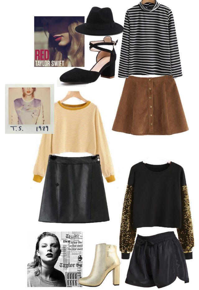 Taylor Swift Outfit Ideas
