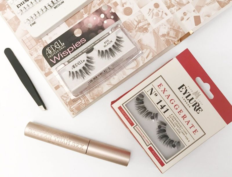 493f1d40d7e A Foolproof Guide to False Eyelashes - Sincerely Sarah - SincSarahSnaps Pin  this image on Pinterest