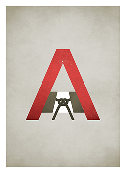 The Scarlet Letter Minimal_NO TEXT