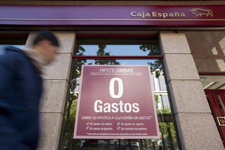 Caja España deberá devolver el dinero de una cláusula suelo
