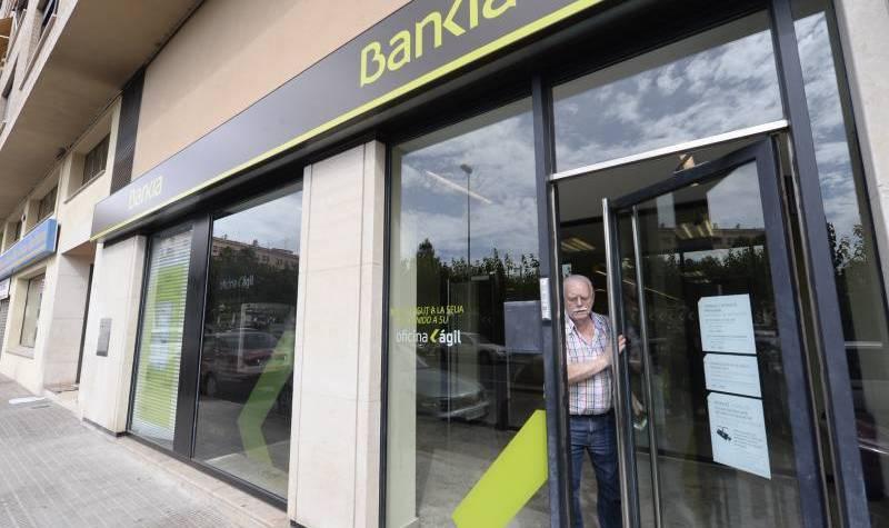 Recupera un 3% en las acciones de Bankia por vía judicial