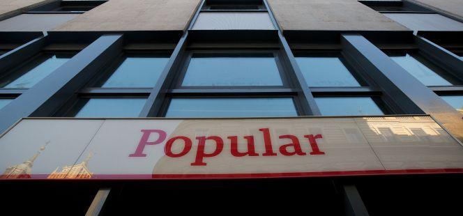 Los accionistas y bonistas de Banco Popular se han visto de la noche a la mañana con sus acciones a valor cero y el banco en manos del Santander.