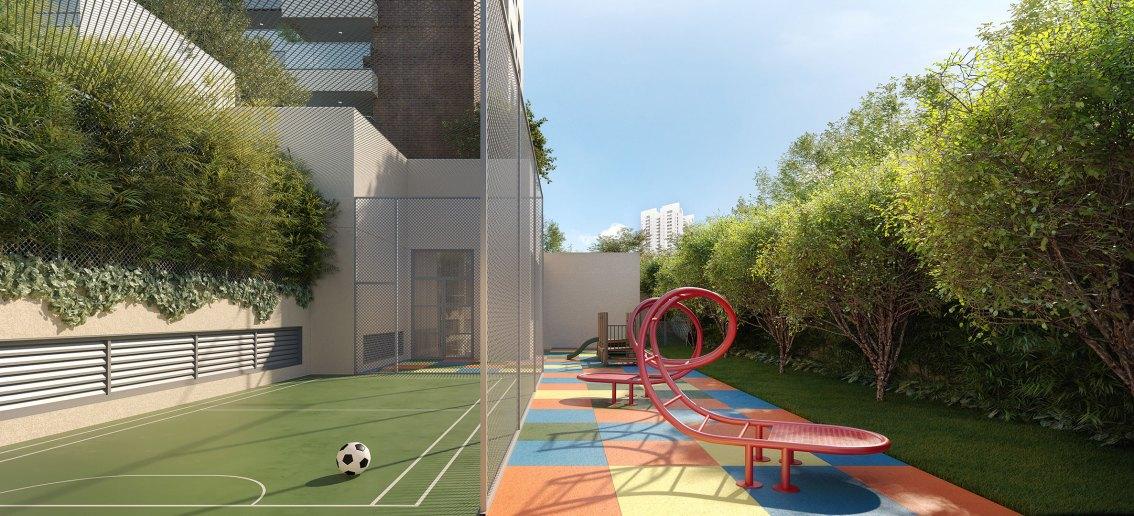 Quadra e Playground