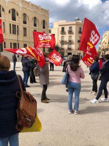 Read more about the article Trapani. Scuola e disabilità: lavoratori e famiglie ancora in piazza il 3 maggio