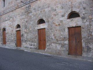 Doorways in Mellieha