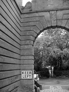 Arch in North Oxford