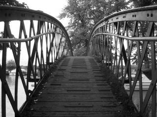 Bridge near The Perch, Oxford