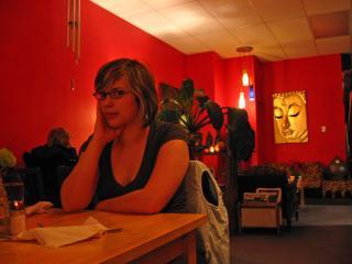 Hilary McNaughton at Darma's Kitchen