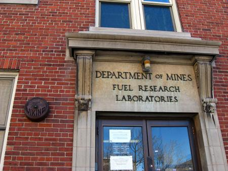 Fuel research lab