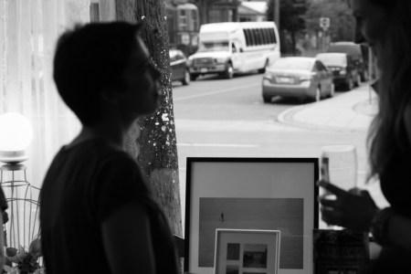 Raw Sugar window and Somerset Street