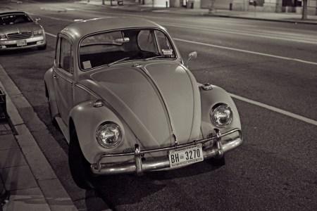 VW beetle, Washington D.C.