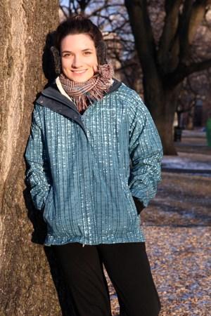 Clara Steinhagen in Queen's Park