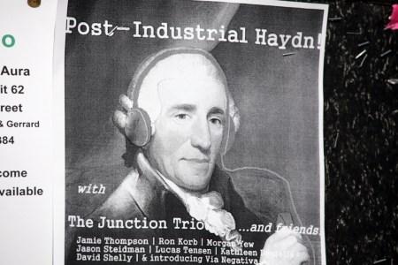 """Post-Industrial Haydn"""