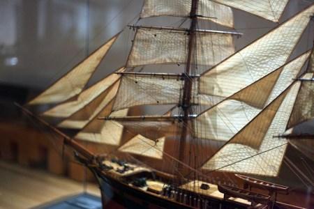 Ship model, AGO