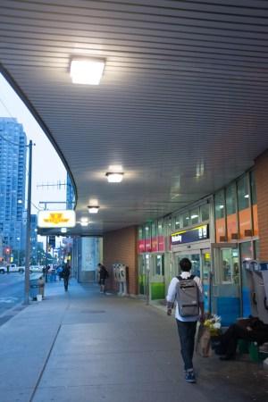 Wellesley subway
