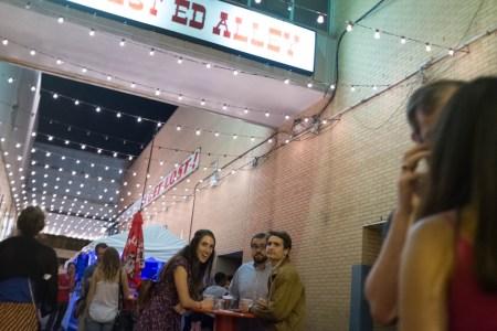 Fringe Fest party 4/4