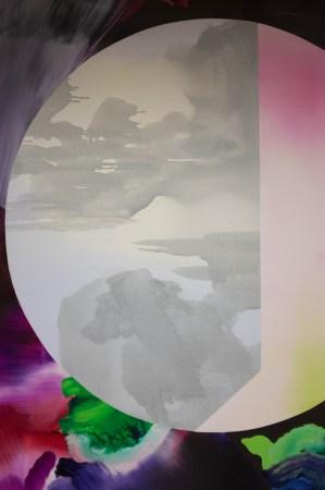 Moonlike painting