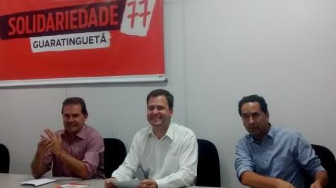Posse do Solidariedade de Guara (17)
